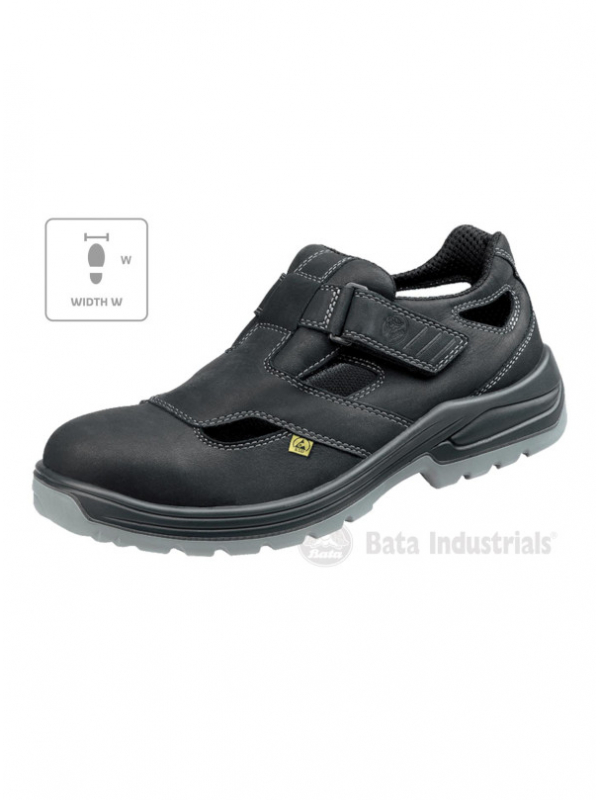Falcon ESD sandals unisex barvna
