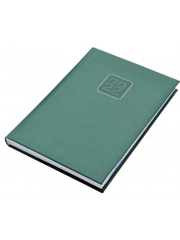 ROKOVNIK B5 DNEVNI DATUMI - DNEVNIK - zelena