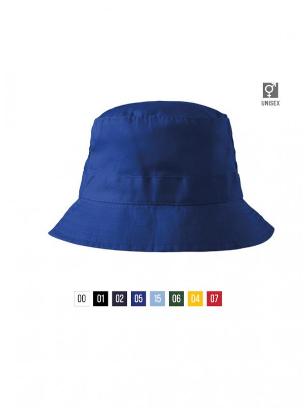 Classic Hat unisex bela uni