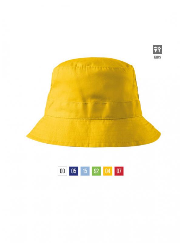Classic Kids Hat Kids bela uni