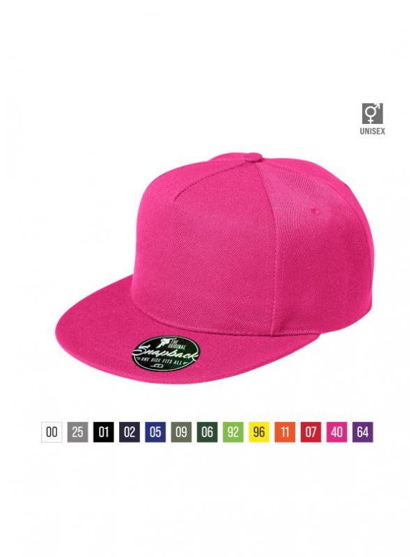 Rap 5P Cap unisex barvna uni