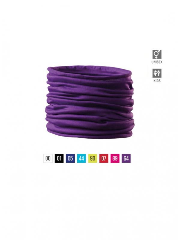 Twister Scarf Unisex/Kids barvna uni