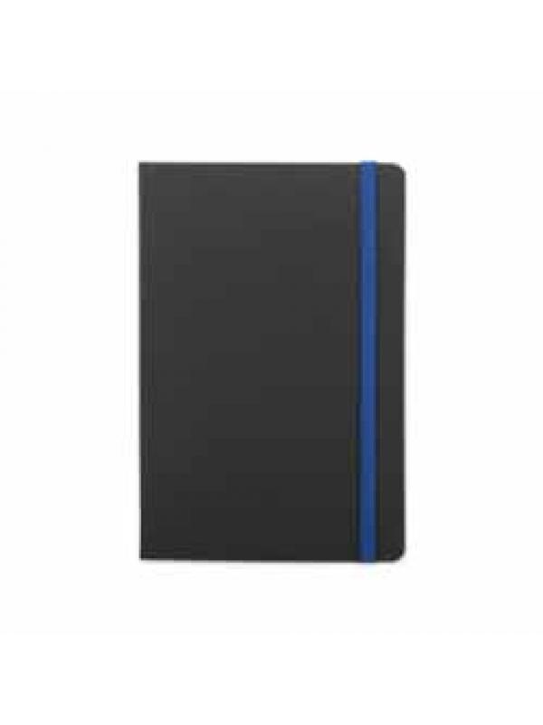 BELEŽKA A5 FLUX EDGE - modra