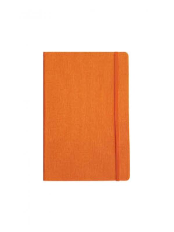 BELEŽKA A5 ELEGANT - oranžna