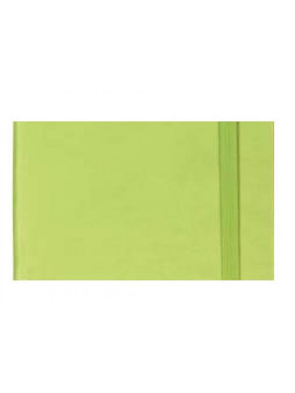 BELEŽKA A5 MODEST - zelena