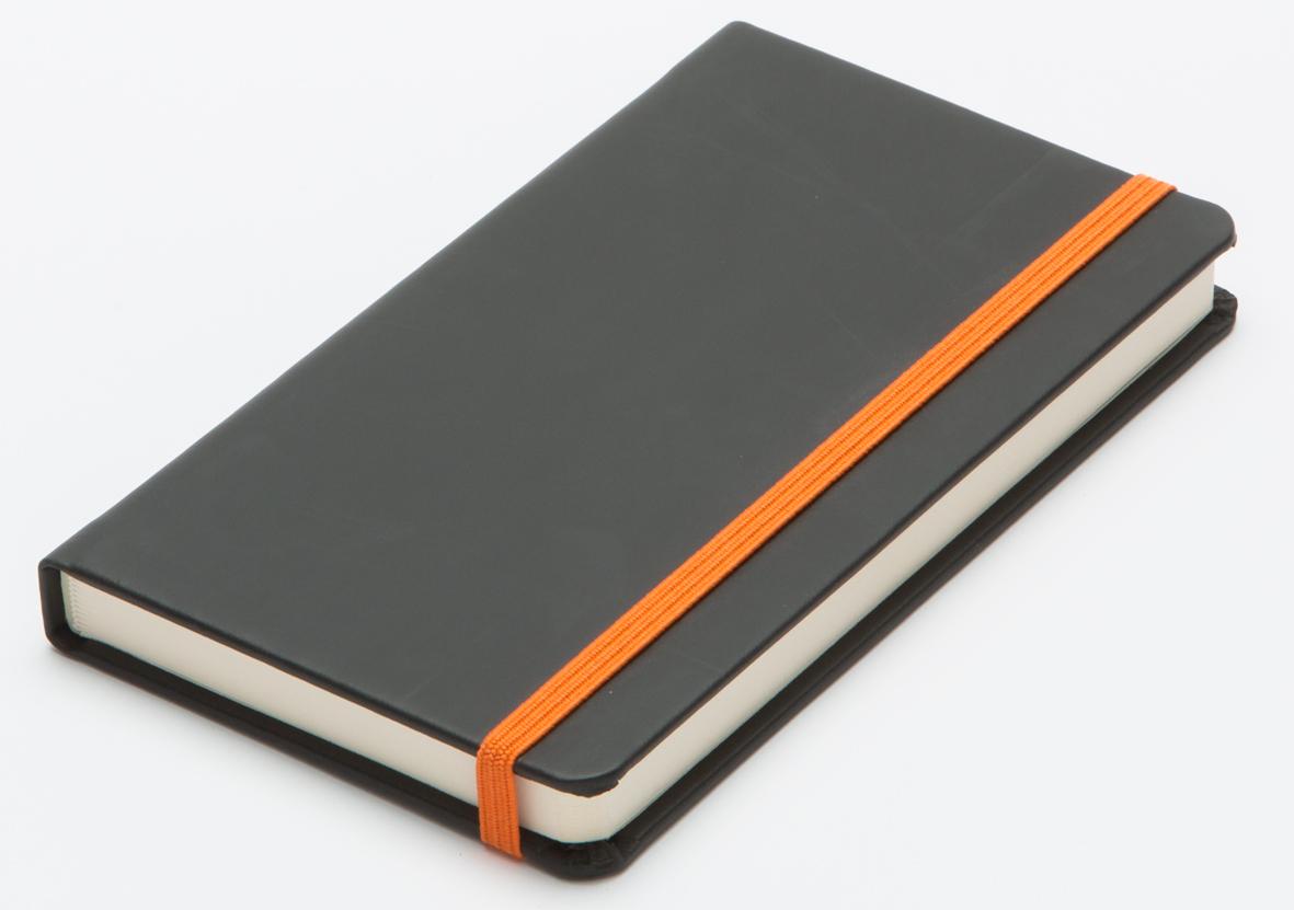 PLANER MILANO - črno oranžna