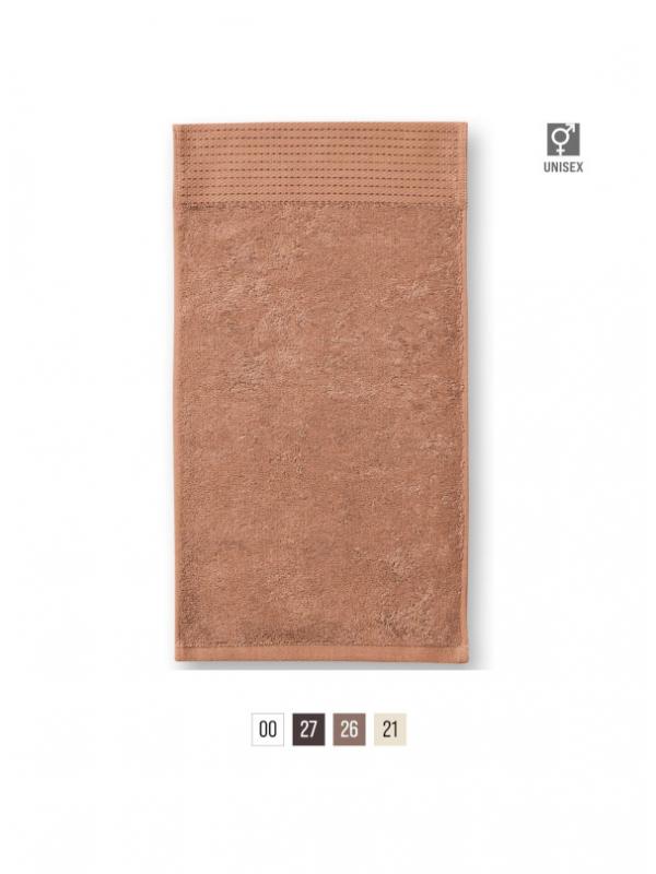 Bamboo Towel Towel unisex barvna