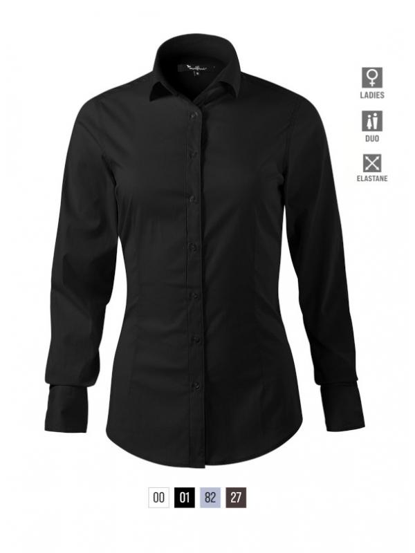 Dynamic Shirt Ladies bela