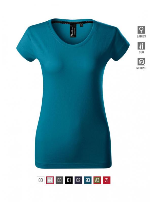 Exclusive T-shirt Ladies barvna