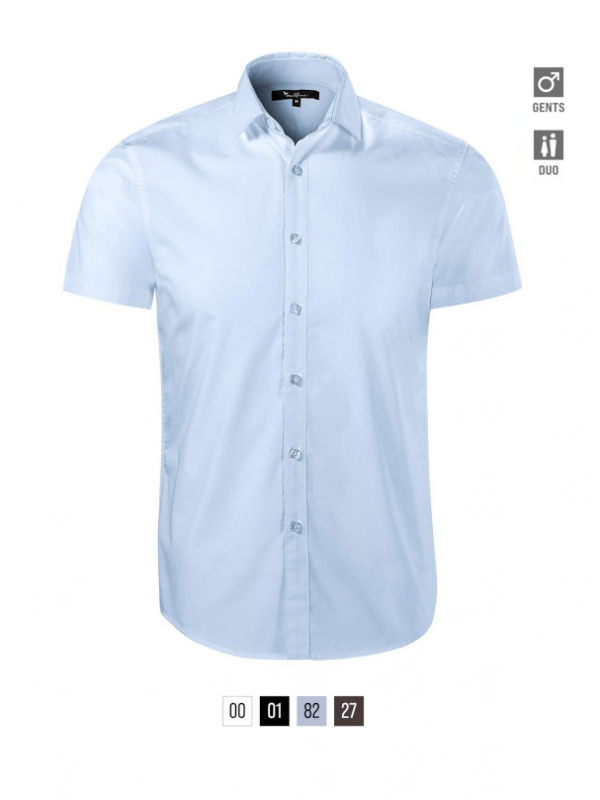 Flash Shirt Gents bela