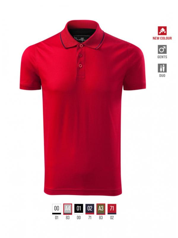 Grand Polo Shirt Gents barvna 3XL
