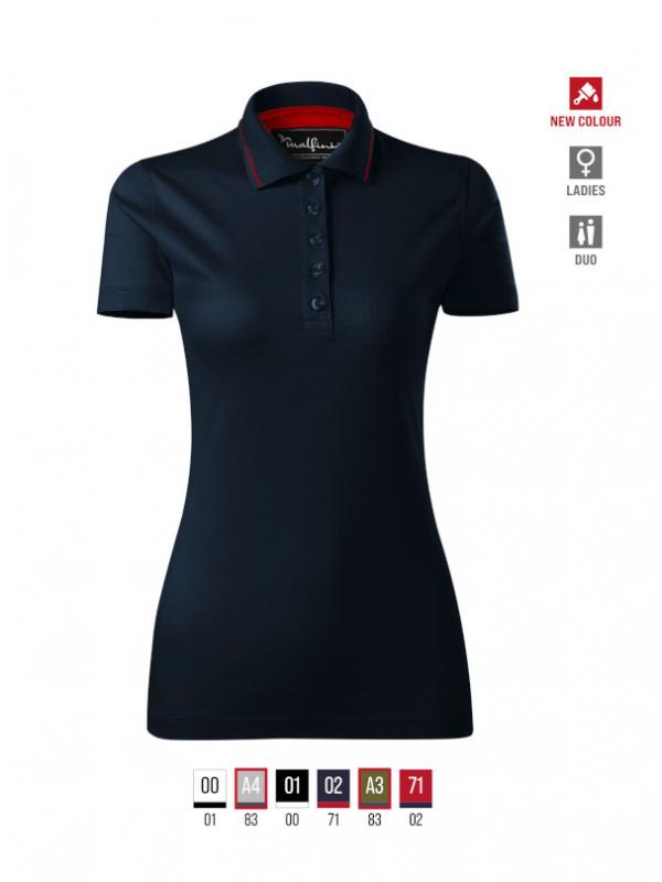 Grand Polo Shirt Ladies barvna