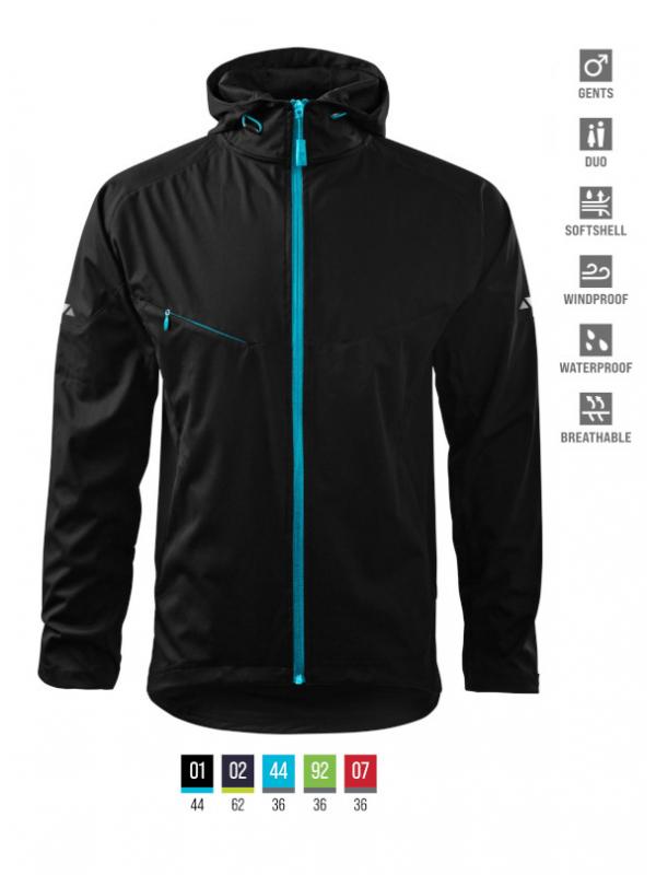 Cool Jacket Gents barvna 3XL