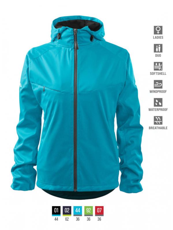 Cool Jacket Ladies barvna