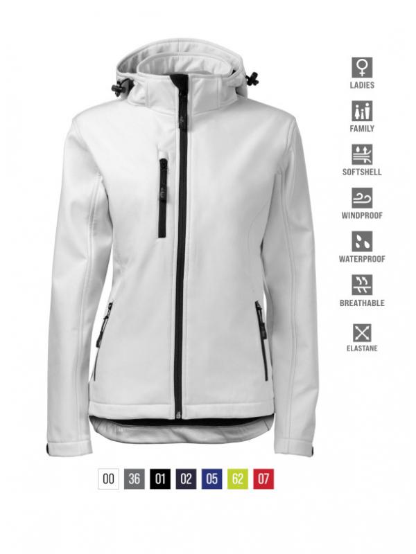 Performance Softshell Jacket Ladies bela