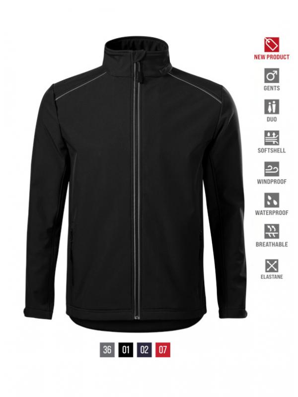 Valley Softshell Jacket Gents barvna 3XL