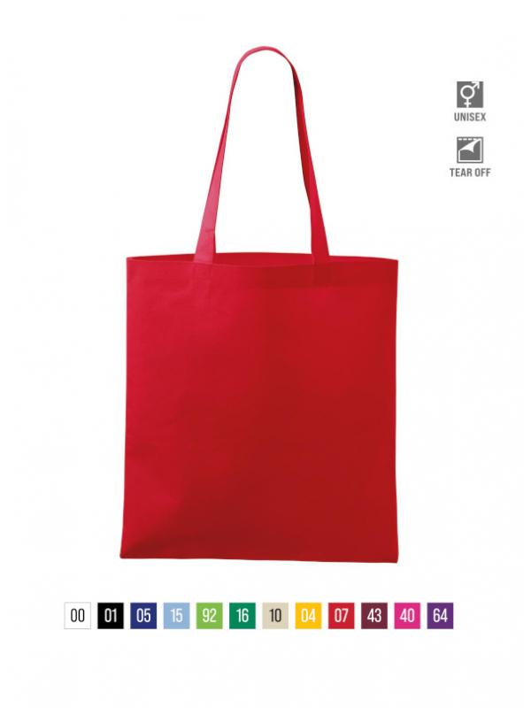 Bloom Shopping Bag unisex barvna