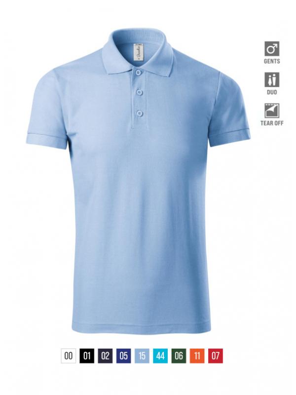 Joy Polo Shirt Gents bela 3XL