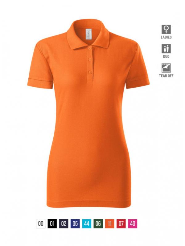 Joy Polo Shirt Ladies bela 3XL