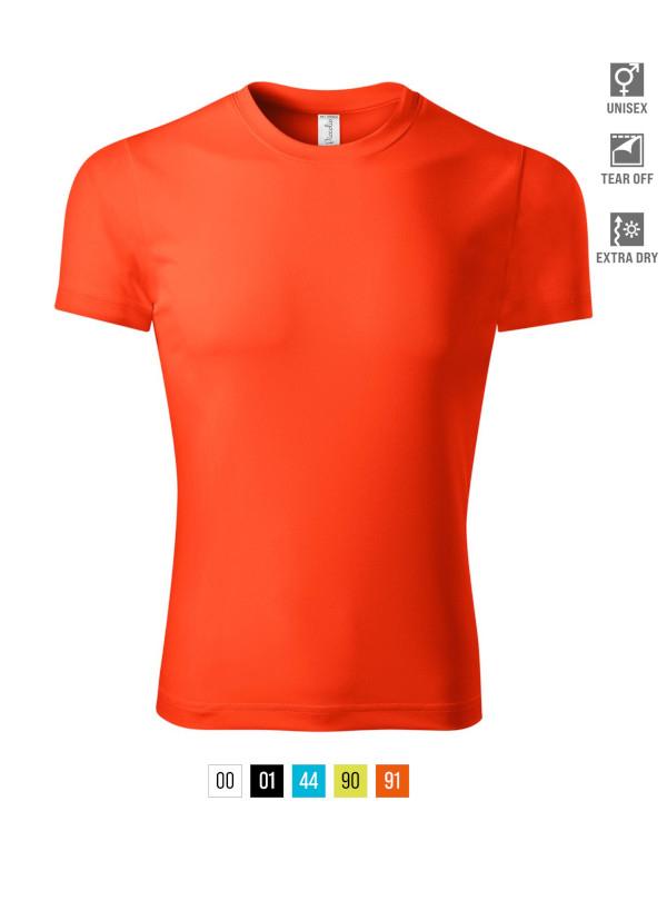 Pixel T-shirt unisex barvna 3XL