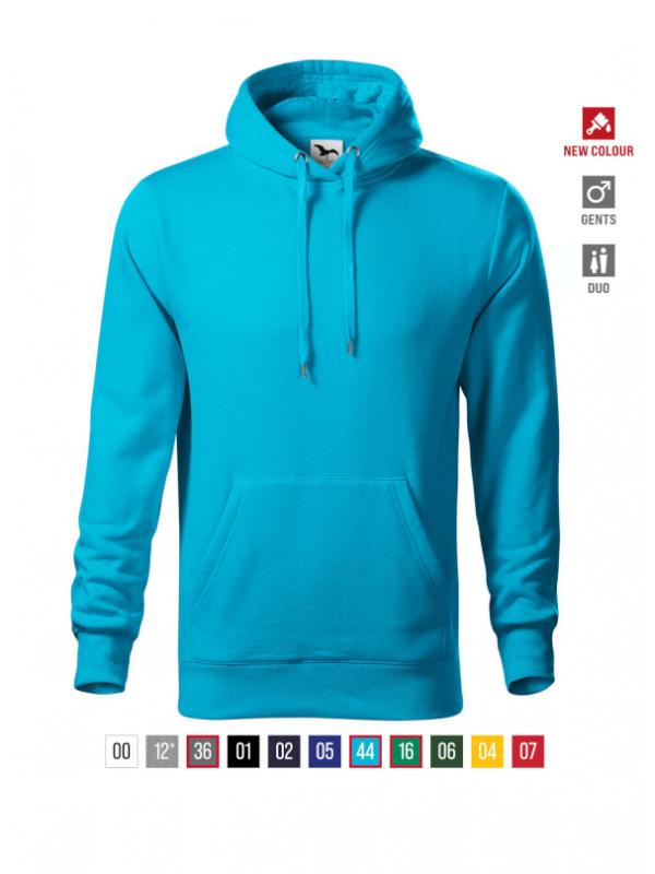 Cape Sweatshirt Gents bela