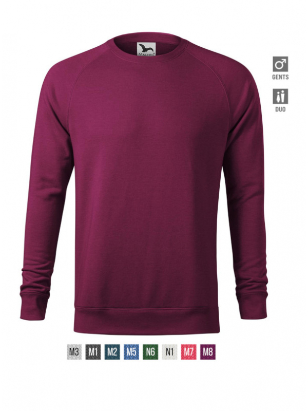 Merger Sweatshirt Gents barvna 3XL