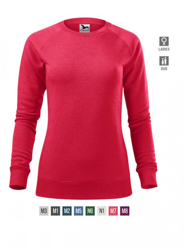Merger Sweatshirt Ladies barvna