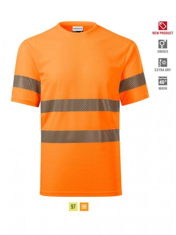 HV Dry T-shirt unisex barvna