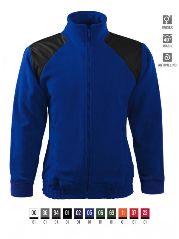 Jacket Hi-Q Fleece unisex barvna