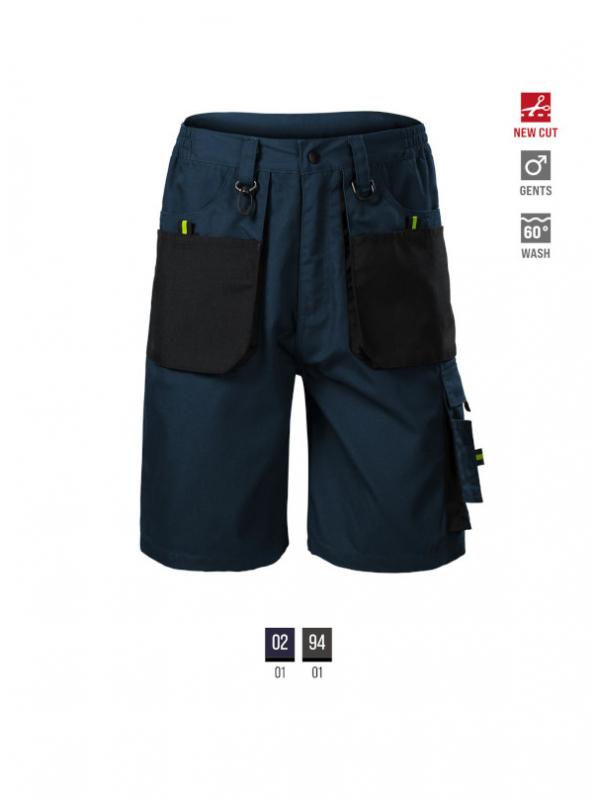 Ranger Shorts Gents barvna