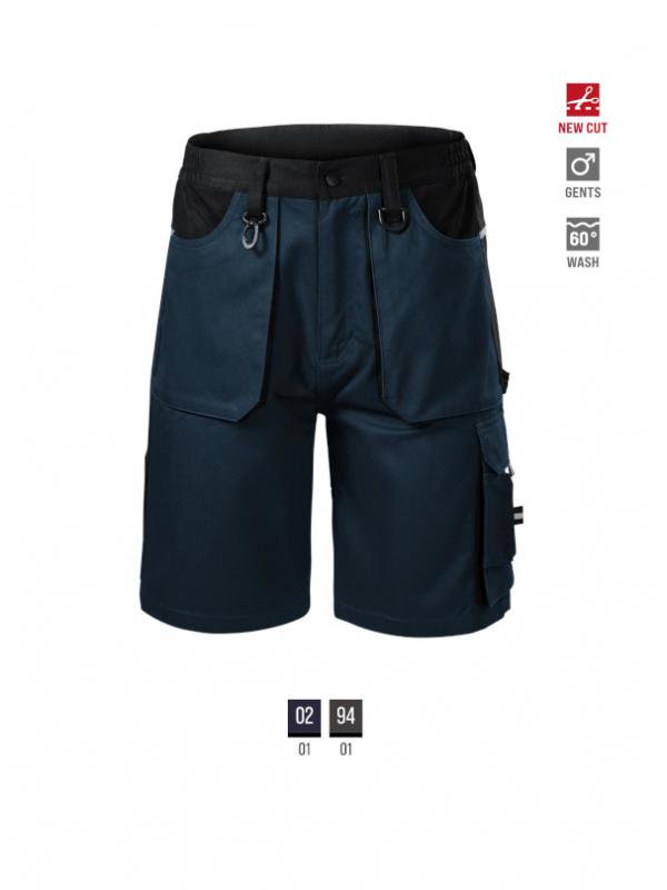 Woody Shorts Gents barvna