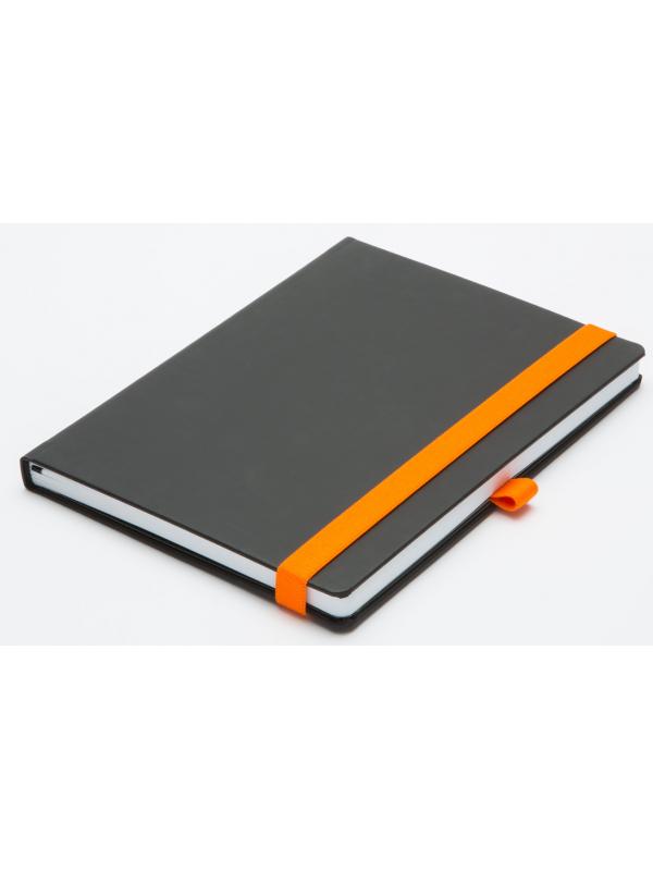 ROKOVNIK B5 MILANO - črno oranžna