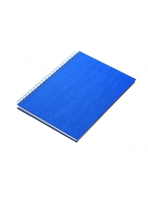 ROKOVNIK KAŠMIR A5 špiralni, modra
