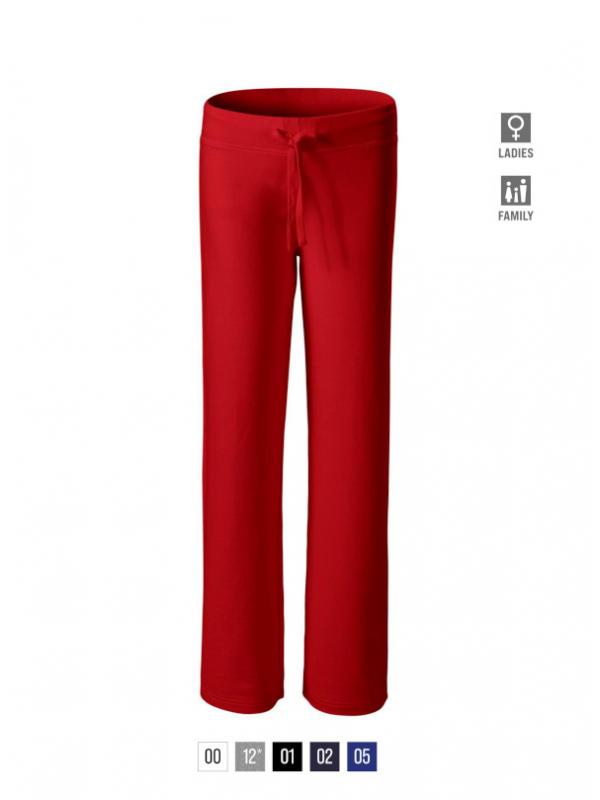Comfort sweatpants Ladies barvna