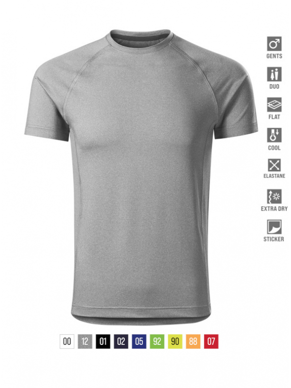 Destiny T-shirt Gents barvna 3XL