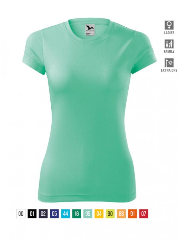 Fantasy T-shirt Ladies bela