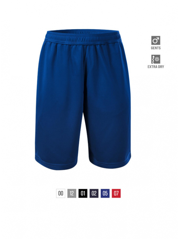 Miles Shorts Gents bela 3XL