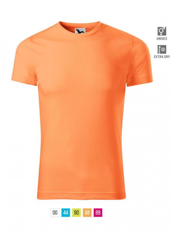 Star T-shirt unisex bela 3XL