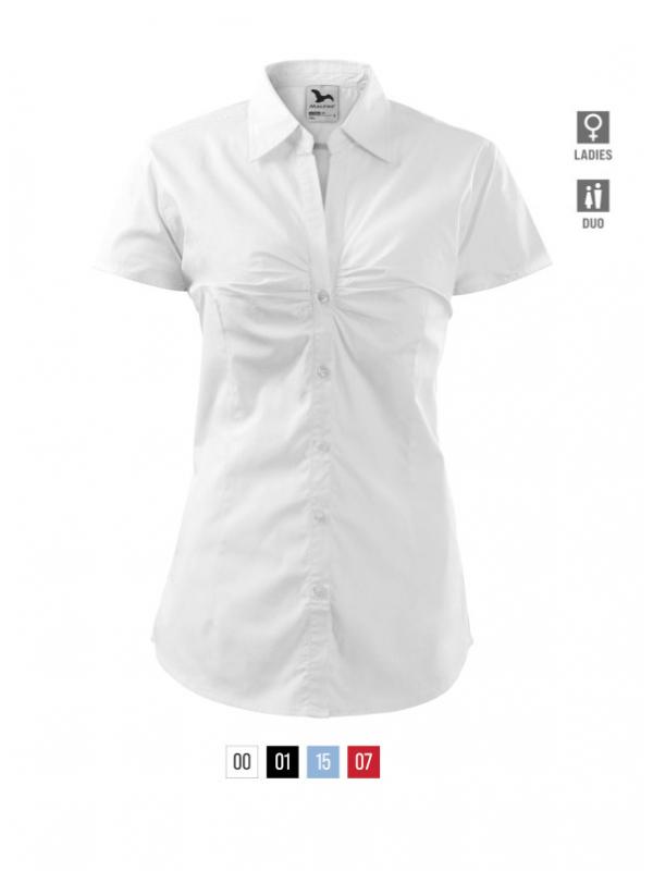 Chic Shirt Ladies barvna