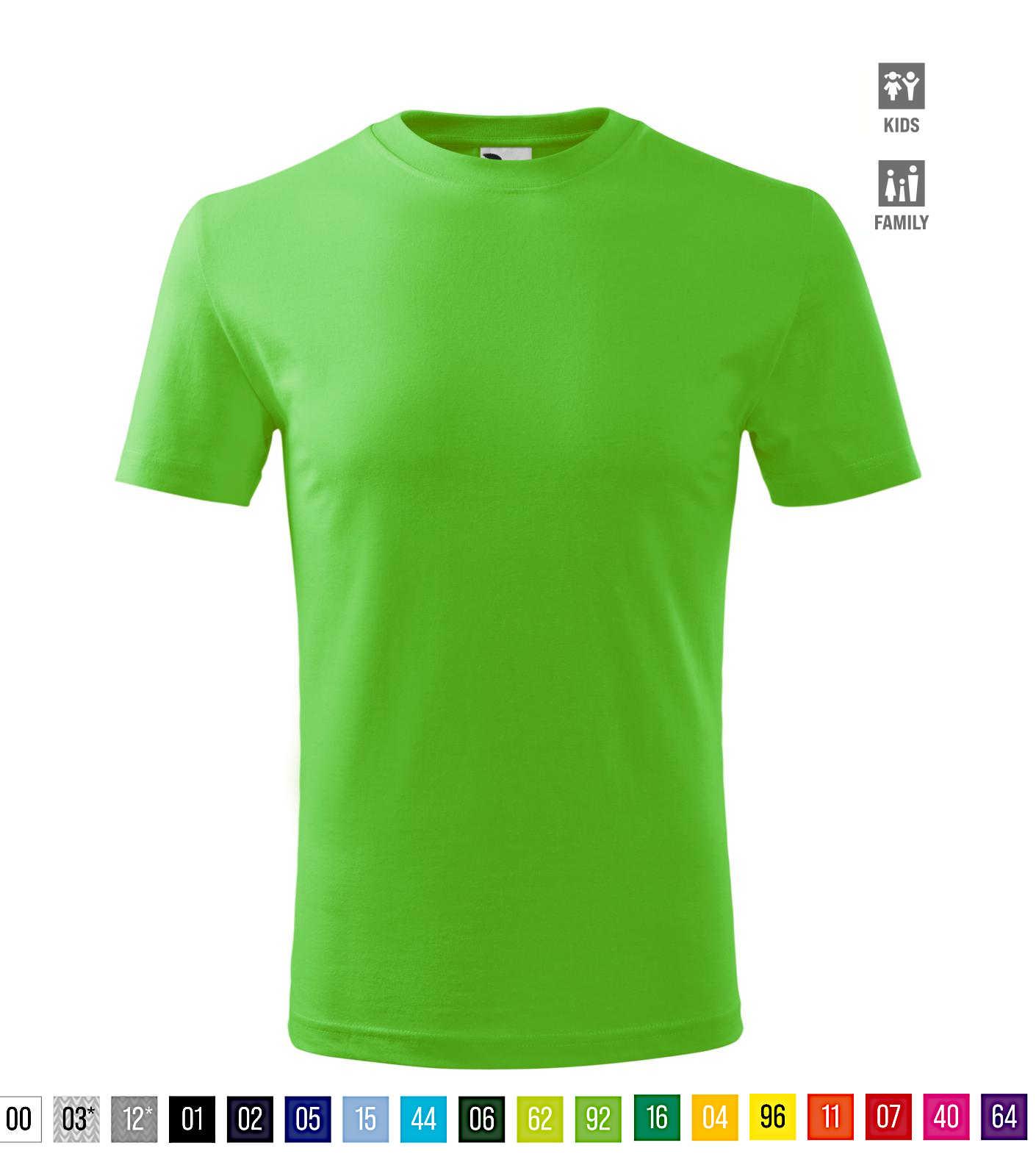 Classic New T-shirt Kids - bela