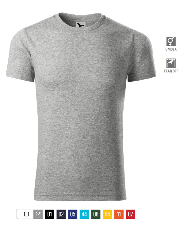 Element T-shirt unisex barvna