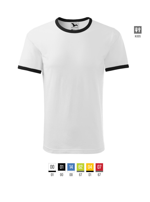 Infinity T-shirt Kids bela
