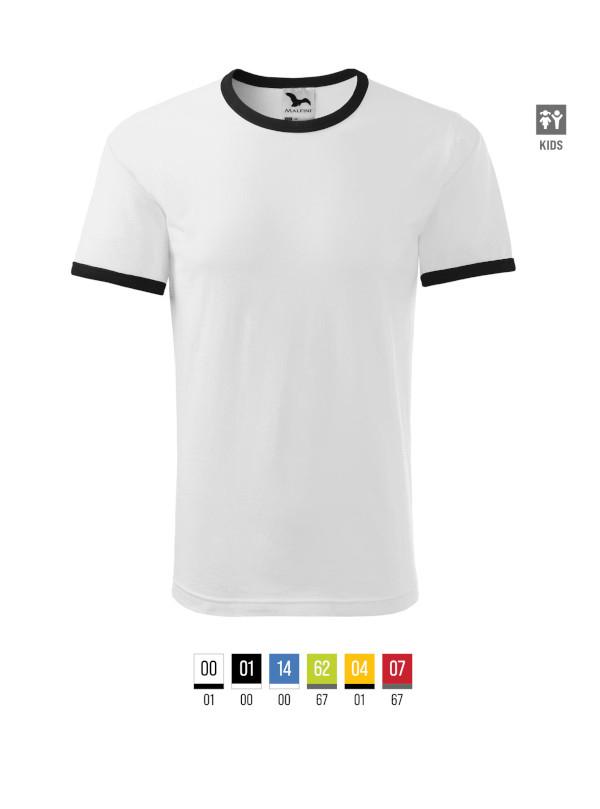 Infinity T-shirt Kids barvna