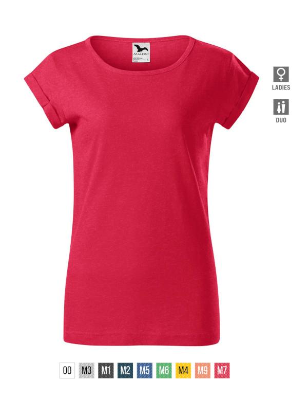 Fusion T-shirt Ladies bela