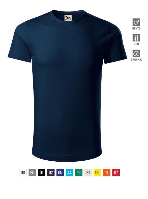 Origin T-shirt Gents bela 3XL