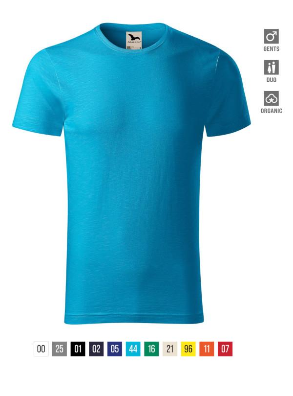 Native T-shirt Gents bela 3XL