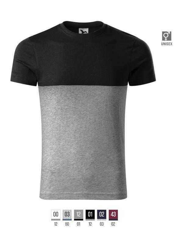Connection T-shirt unisex barvna 3XL