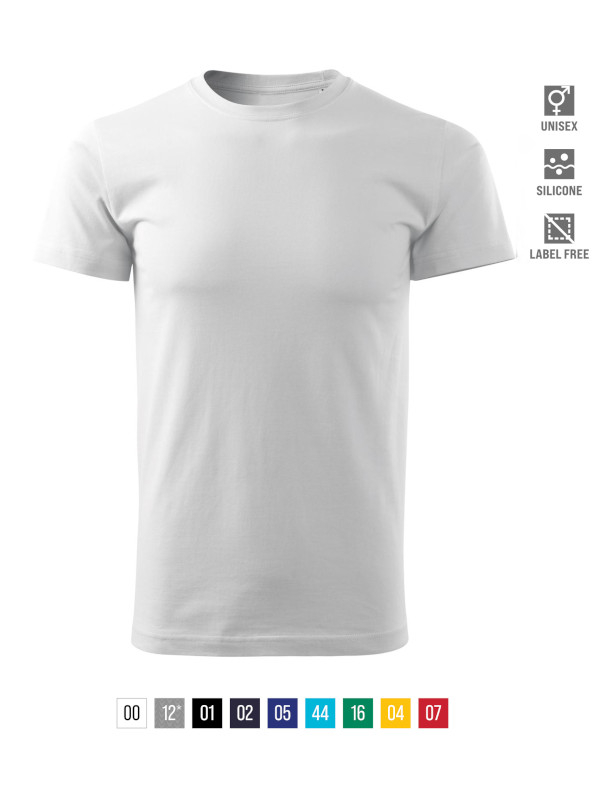 Heavy New Free T-shirt unisex barvna 3XL