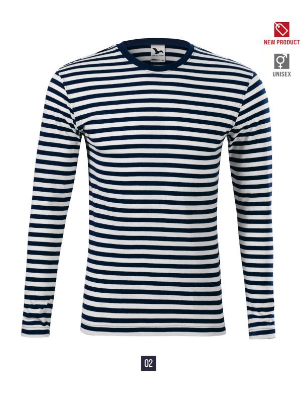 Sailor LS T-shirt unisex barvna