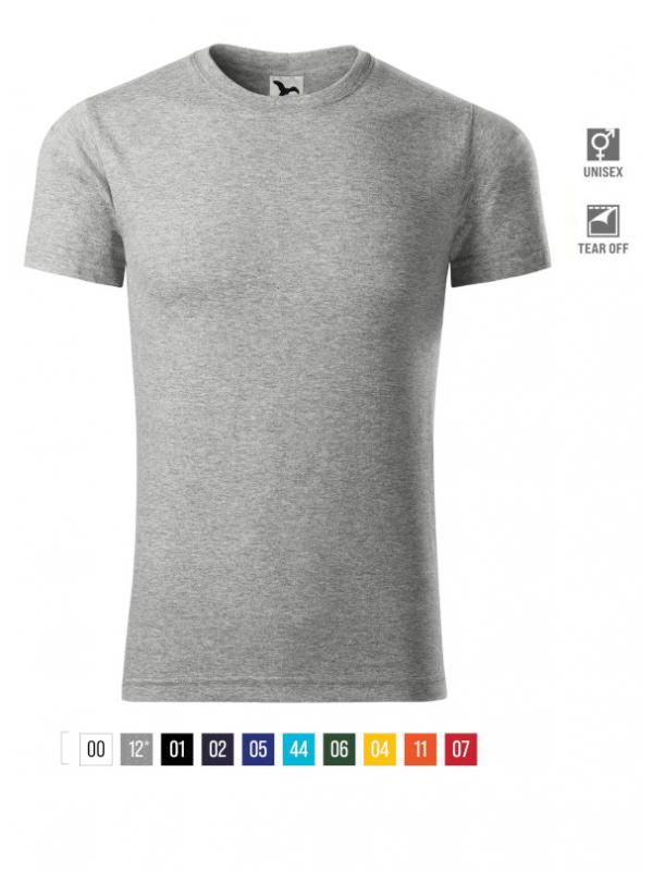 Element T-shirt unisex barvna 4XL